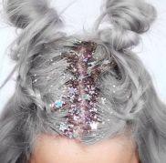 glitterhar